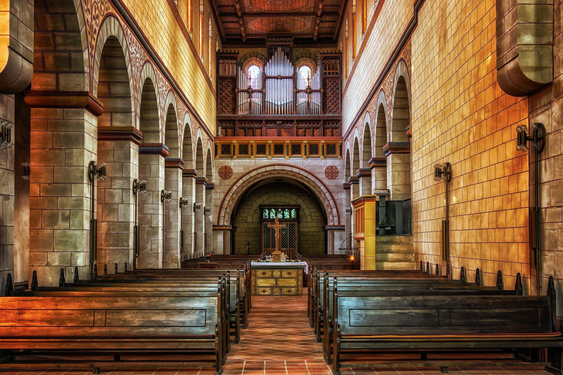 Kerkorganen en stijlen